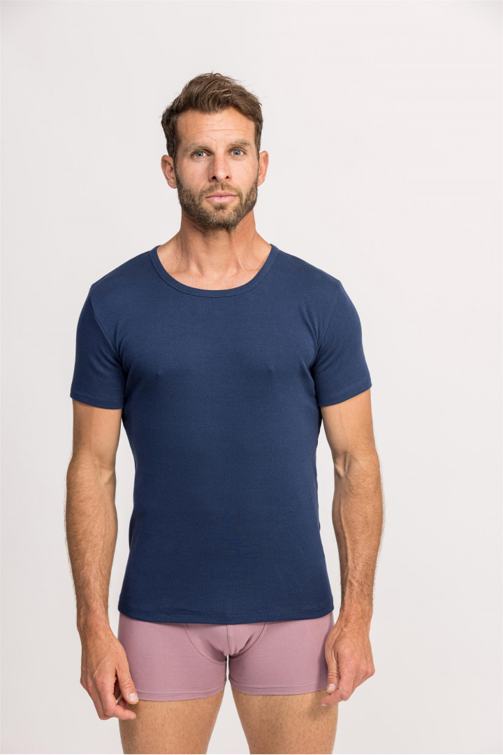 Tee-shirts Homme Col Rond
